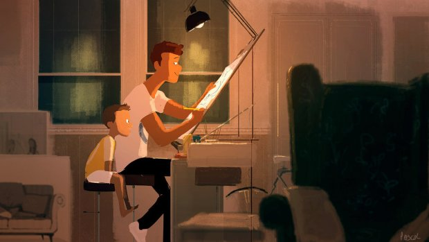 the_lesson__by_pascalcampion-d9wd2su