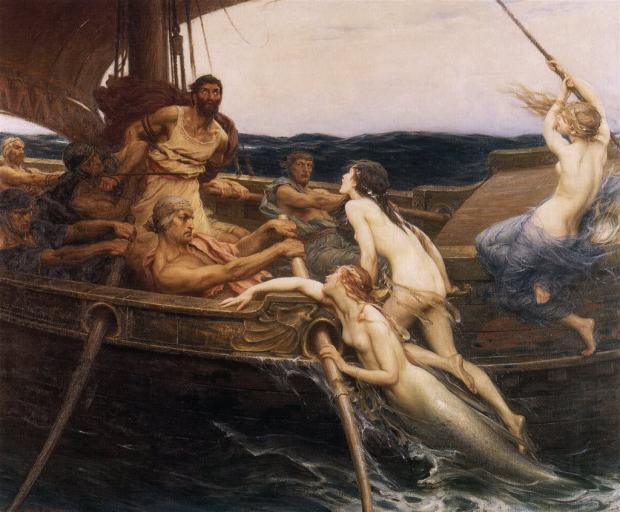 herbert_james_draper2c_ulysses_and_the_sirens